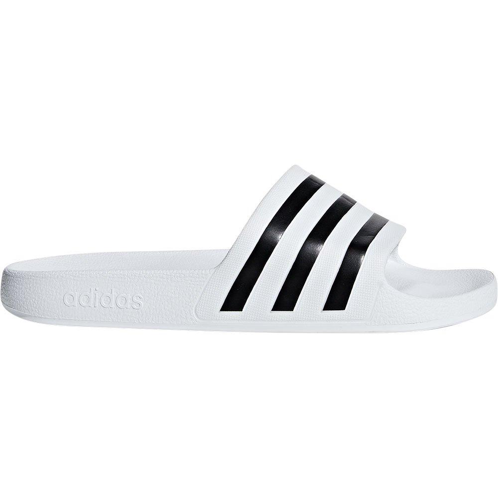 Adidas Adilette Aqua EU 39 1/3 Ftwr White / Core Black