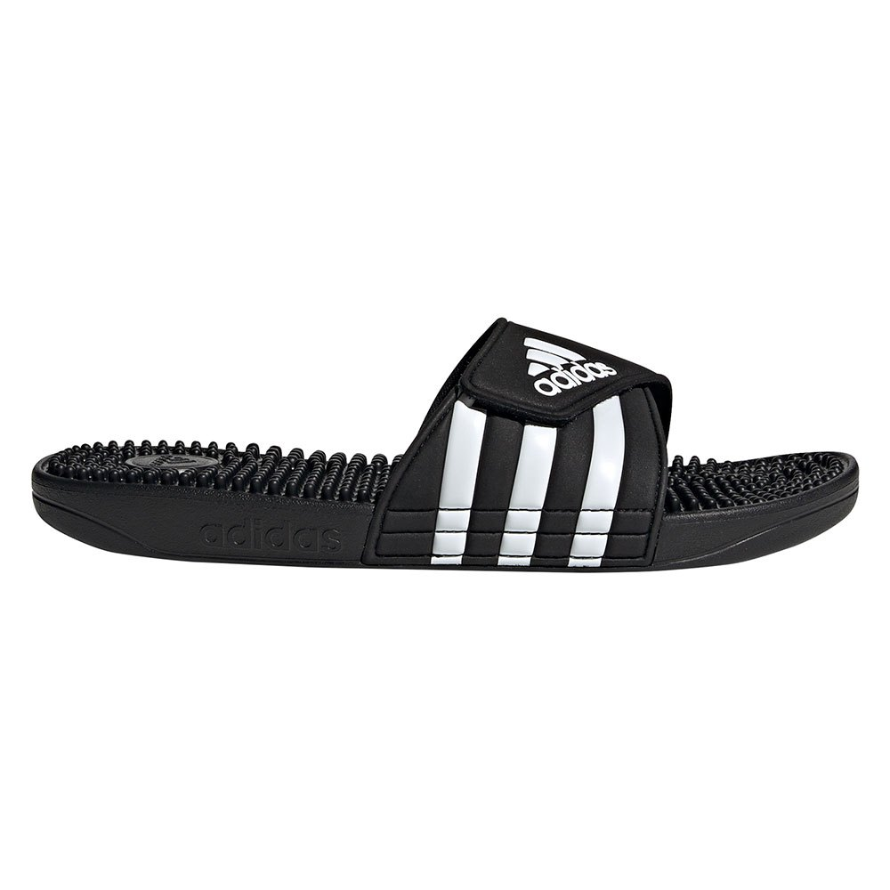 Adidas Adissage EU 39 1/3 Core Black / Ftwr White