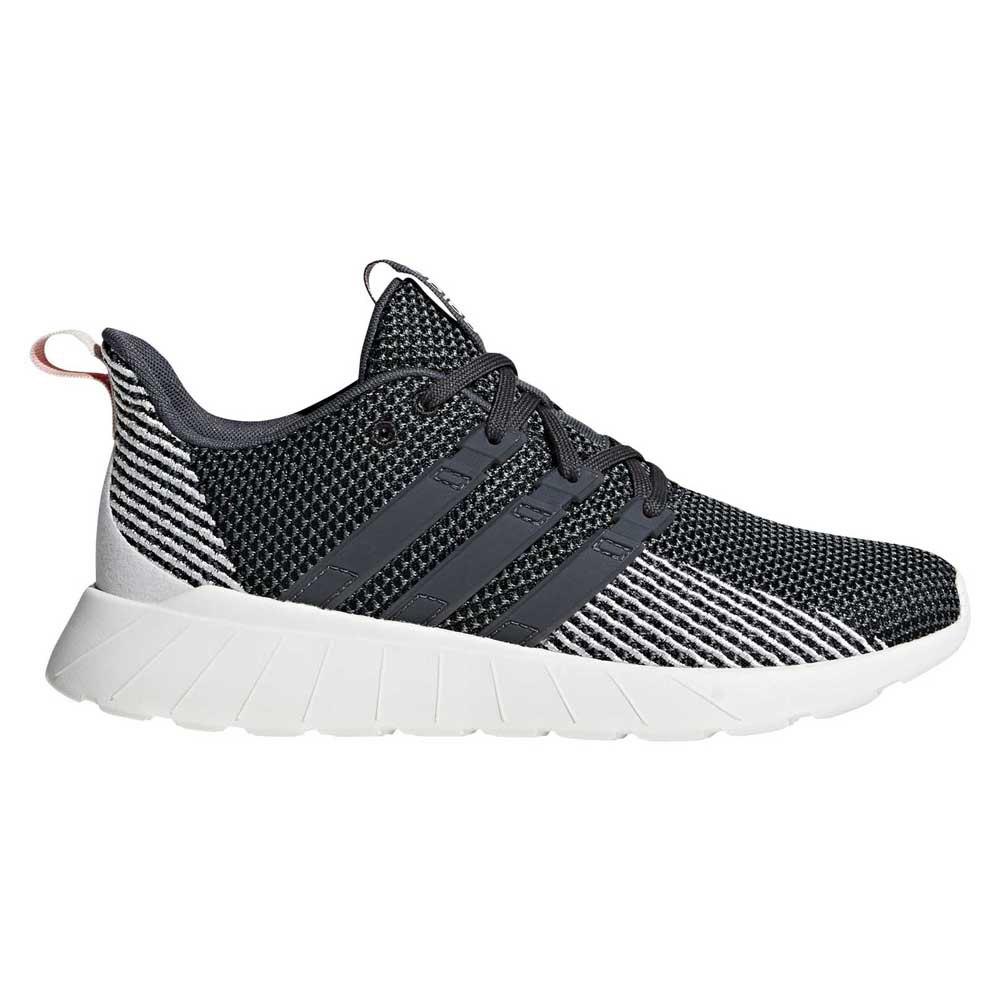 Adidas Questar Flow EU 37 1/3 Core Black / Grey Six / Dust Pink