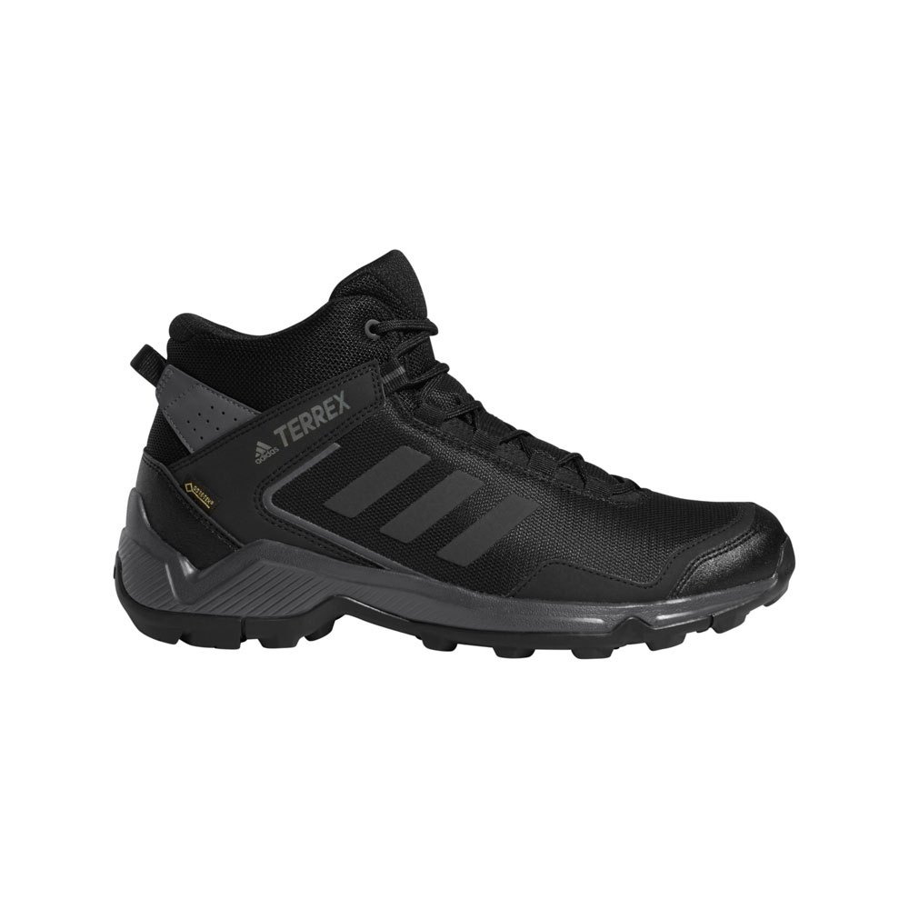 Adidas Terrex Eastrail Mid Goretex EU 38 2/3 Carbon / Core Black / Grey Five