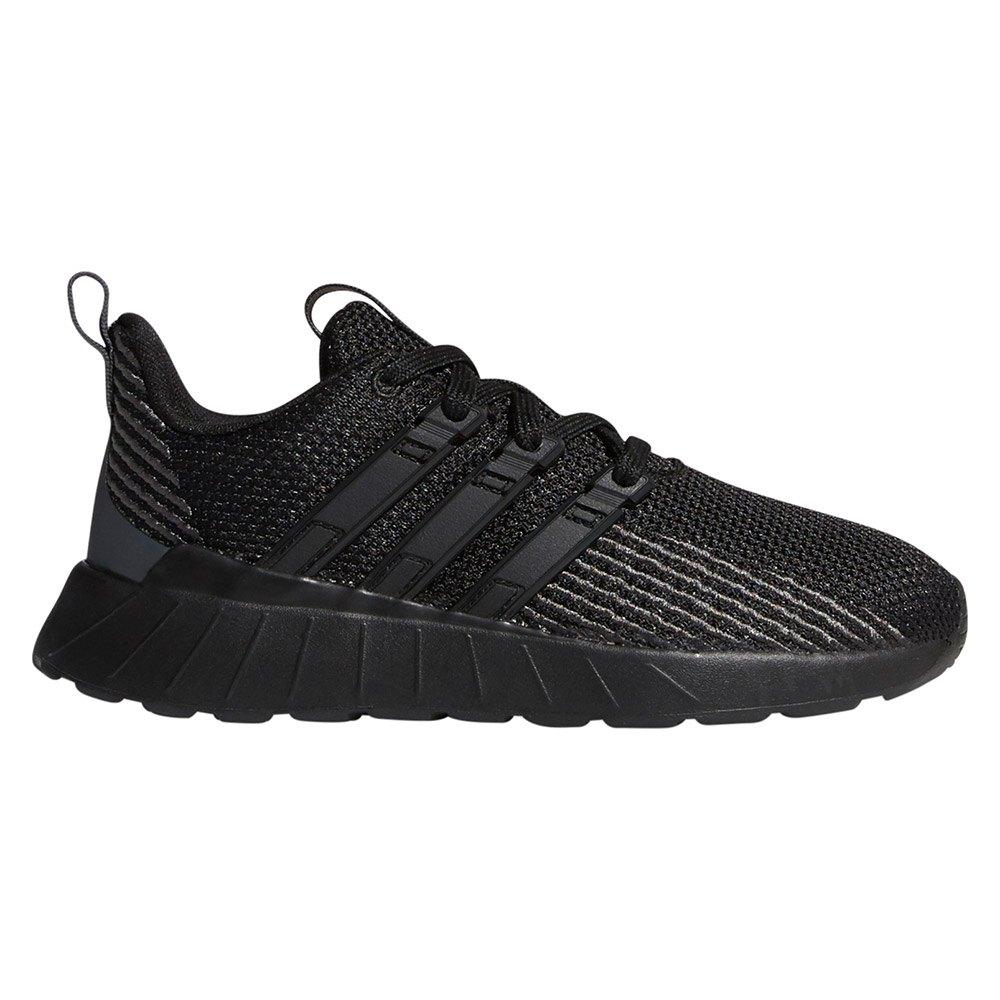 Adidas Questar Flow Kid EU 38 Core Black / Grey Six