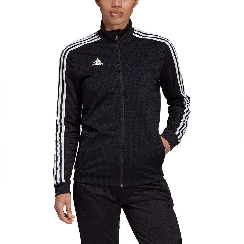 Adidas Sweat À Fermeture Tiro 19 Training XXS Black / White