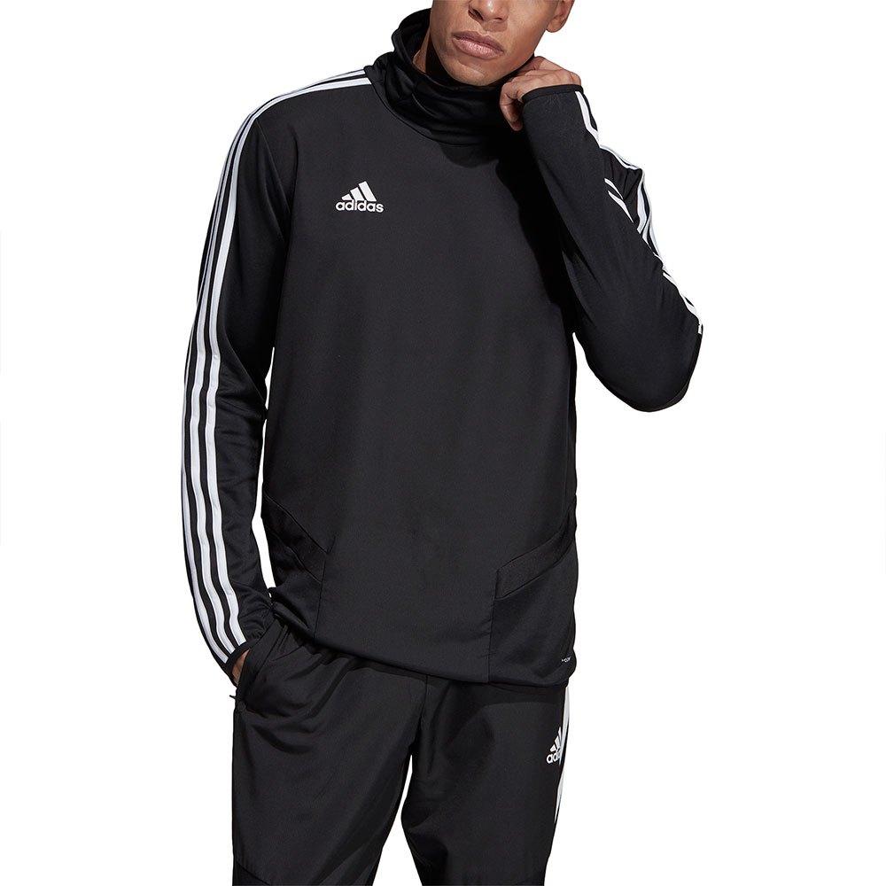 Adidas Tiro 19 Warm Top Regular XXL Black / White