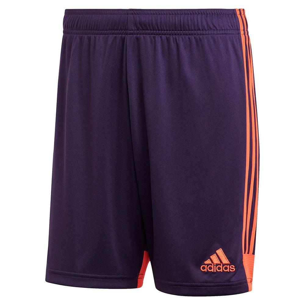 Adidas Short Tastigo 19 L Legend Purple / True Orange