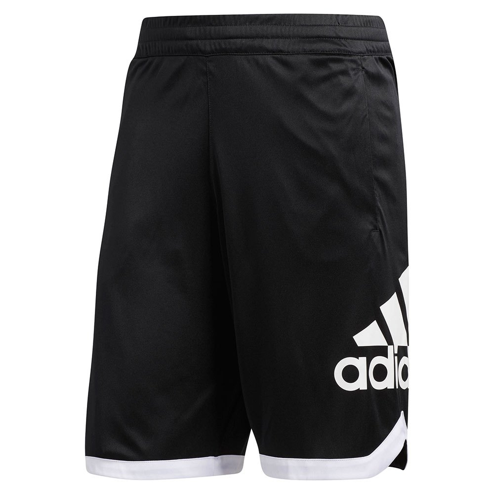 Adidas Sport Badge Of Sport Shorts Regular S Black