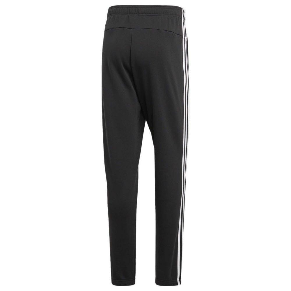 Details zu Adidas Essentials 3 Stripes French Terry Pants Regular Schwarz T89414 Mann
