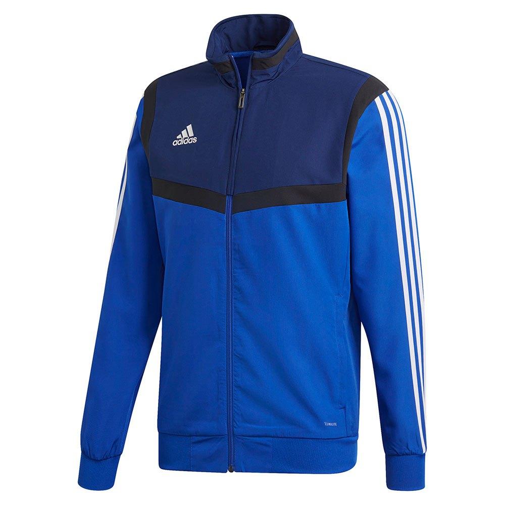 Adidas Tiro 19 Presentation M Bold Blue / Dark Blue / White