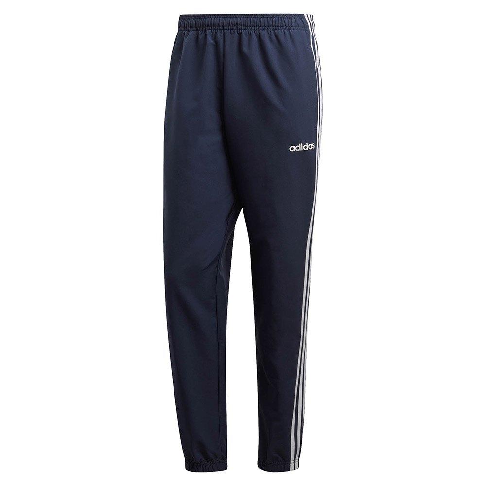 Adidas Essentials 3 Stripes Wind Pants Short XXL Legend Ink / White