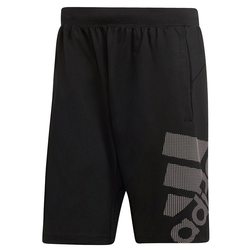 Adidas Short 4krft Sport Graphic Badge Of Sport M Black