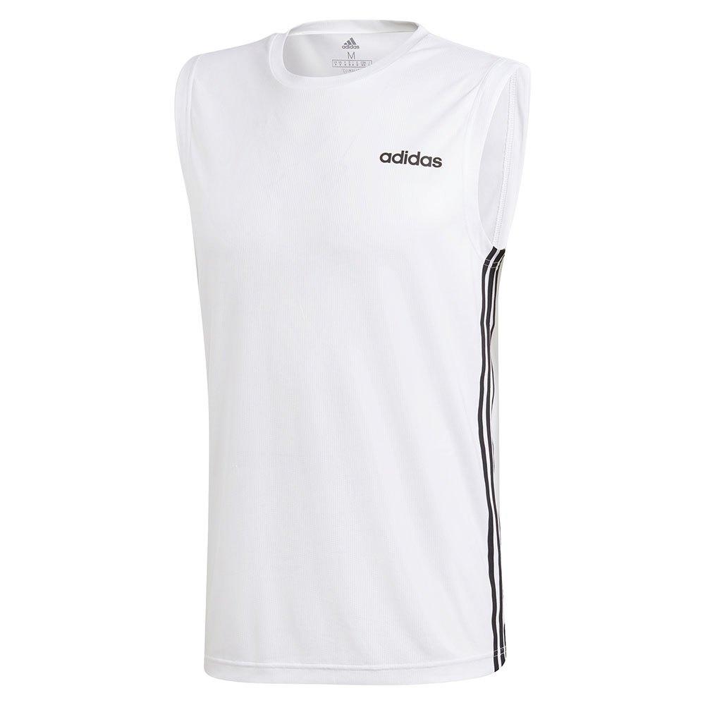 Adidas Design 2 Move 3 Stripes XS White