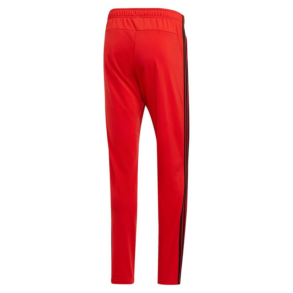 pantalon rouge adidas homme