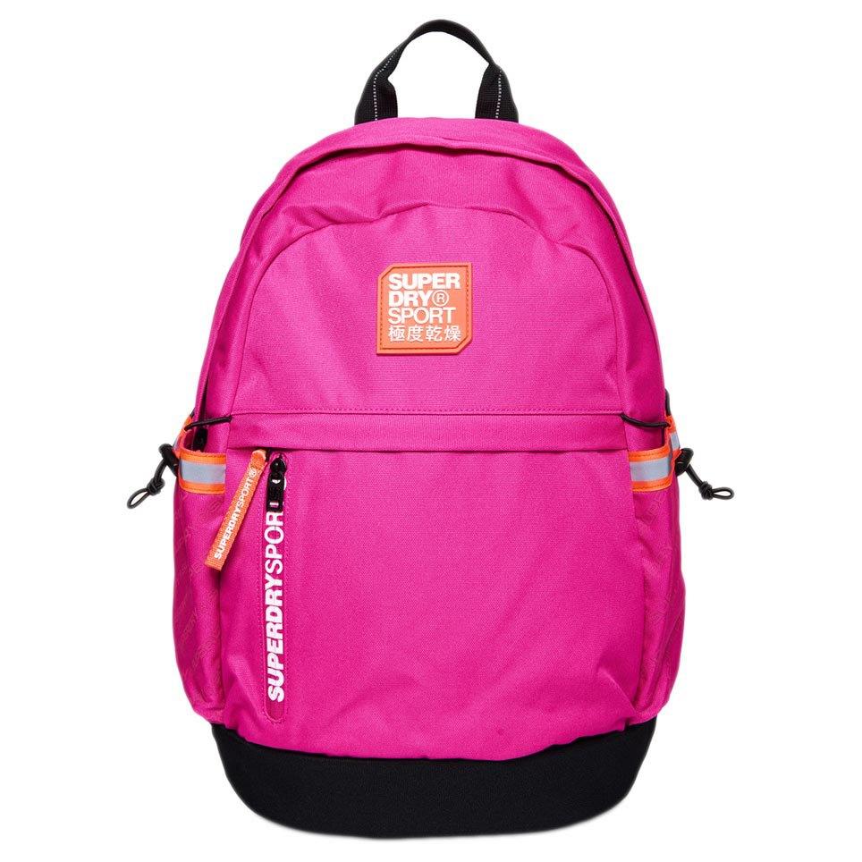 Superdry Sport 17l One Size Super Pink