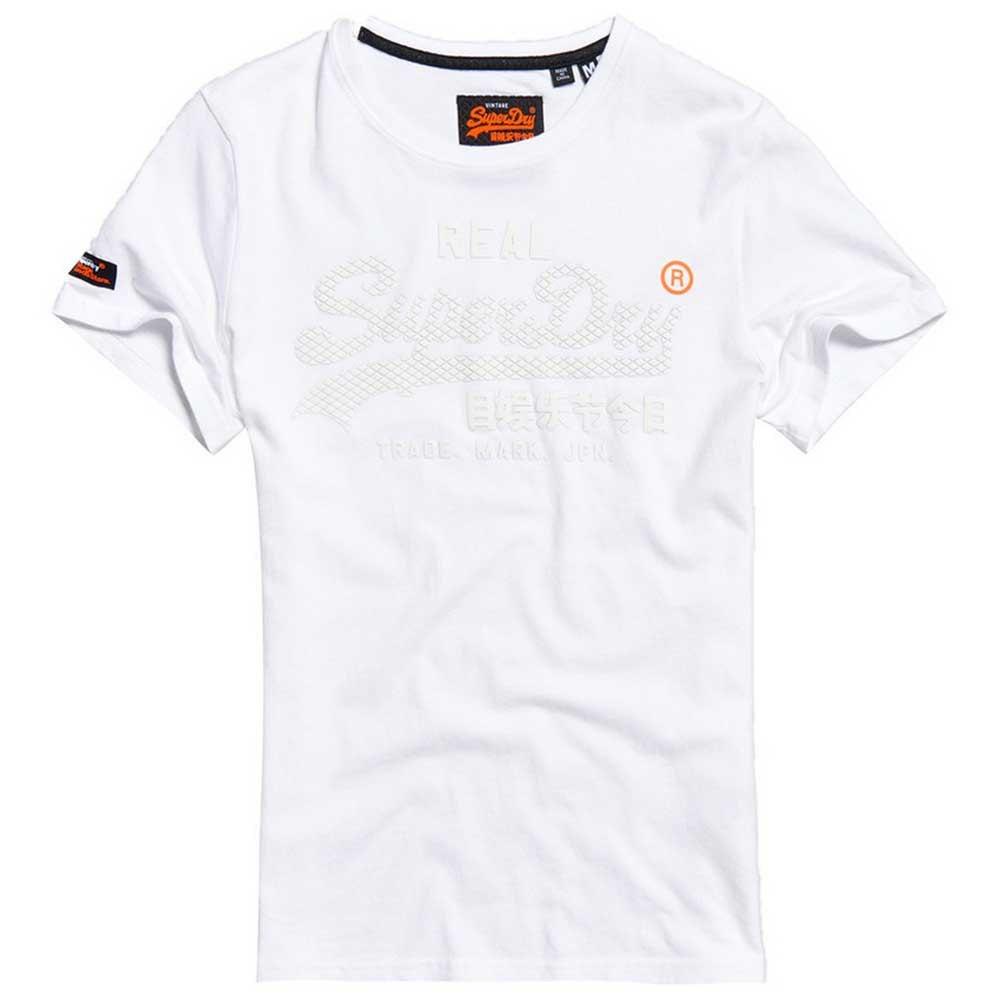 Superdry Vintage Logo Monochrome Multicolord , T-Shirts Superdry , fashion