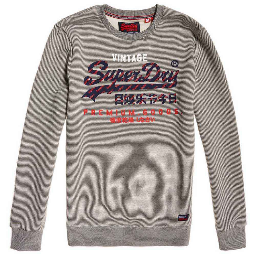 Superdry Premium Goods Racer Crew Multifärgat, Sweatshirts och Hoodies
