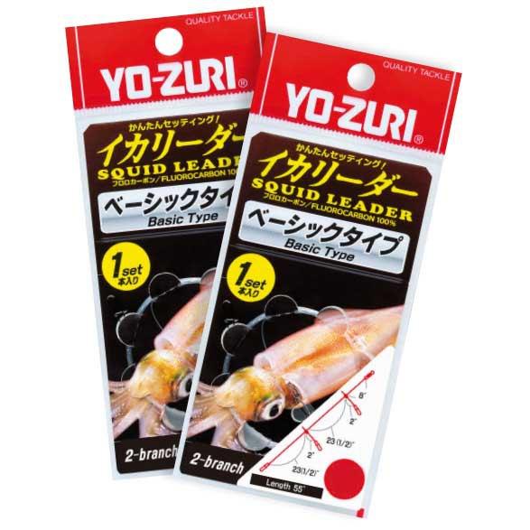 Yo-zuri Squid Leader 1.4 M