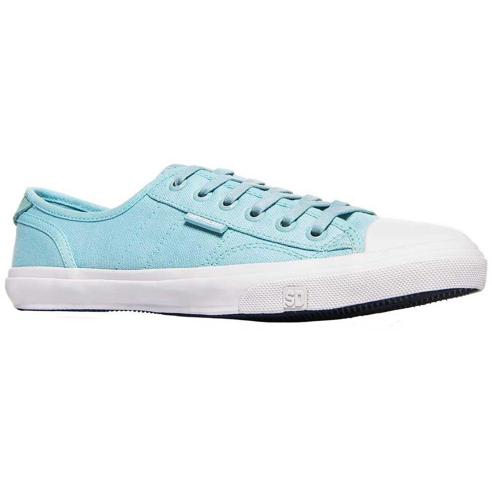Superdry Low Pro zapatilla zapatilla zapatilla de deporte Azul , Zapatillas Superdry , moda , Calzado Mujer  para proporcionarle una compra en línea agradable