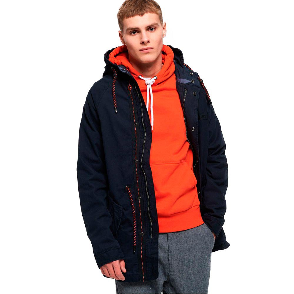 Superdry Aviator Rookie Parka XXL Nightshade