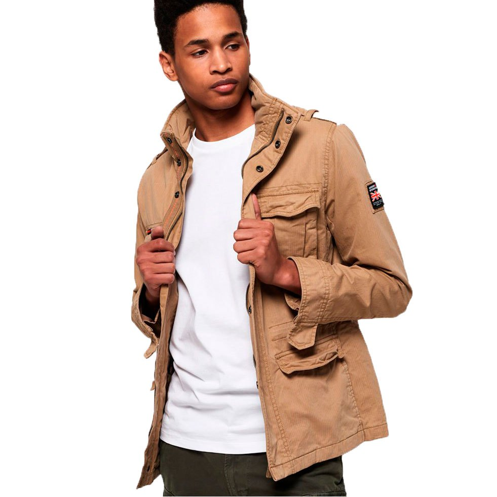 Veste Militaire Classique Sheerpa Rookie from Superdry on 21