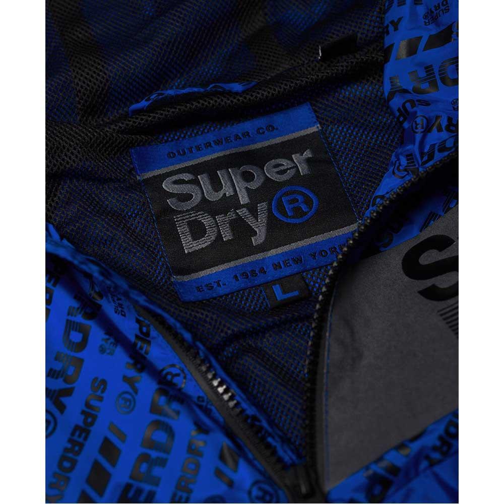Vêtements Homme Vestes Superdry Ollie Core Cagoule