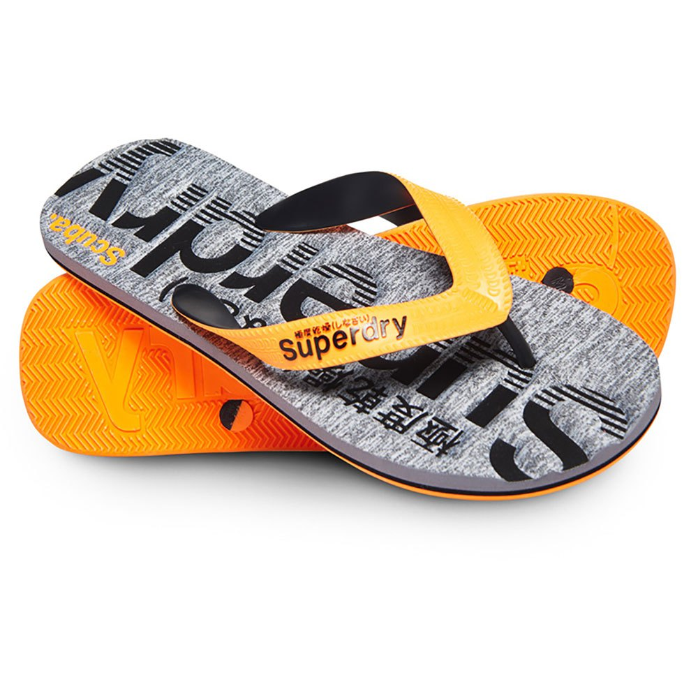 Superdry Scuba Grit Multicolord , Flip Flops Superdry , fashion , Men´s shoes