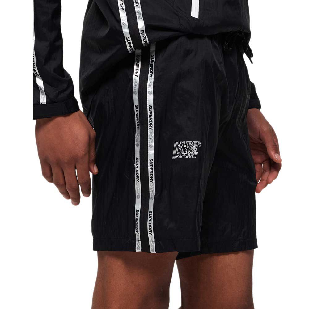 Superdry Active Training Shell S Black