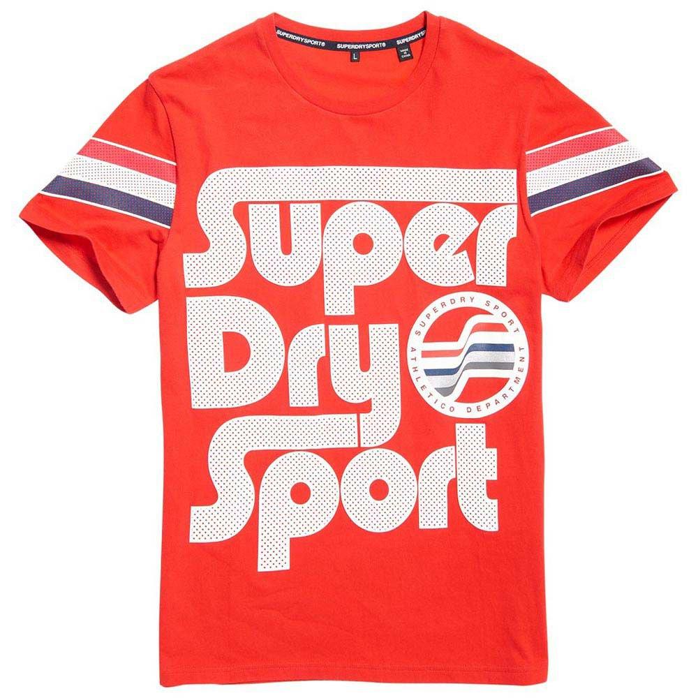 Superdry Surf Sport XXL Red