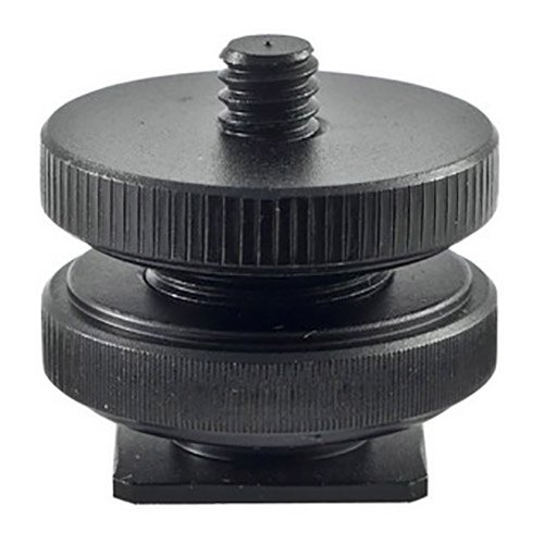 10bar Connector Hot Shoe 1/4 One Size Black