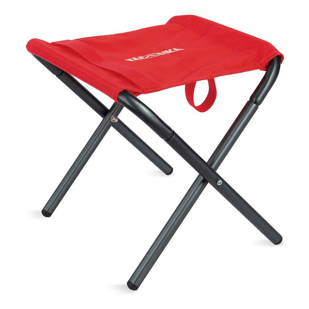 Tatonka Foldable Chair One Size Red