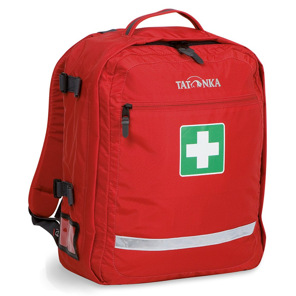 Tatonka First Aid Pack One Size Red