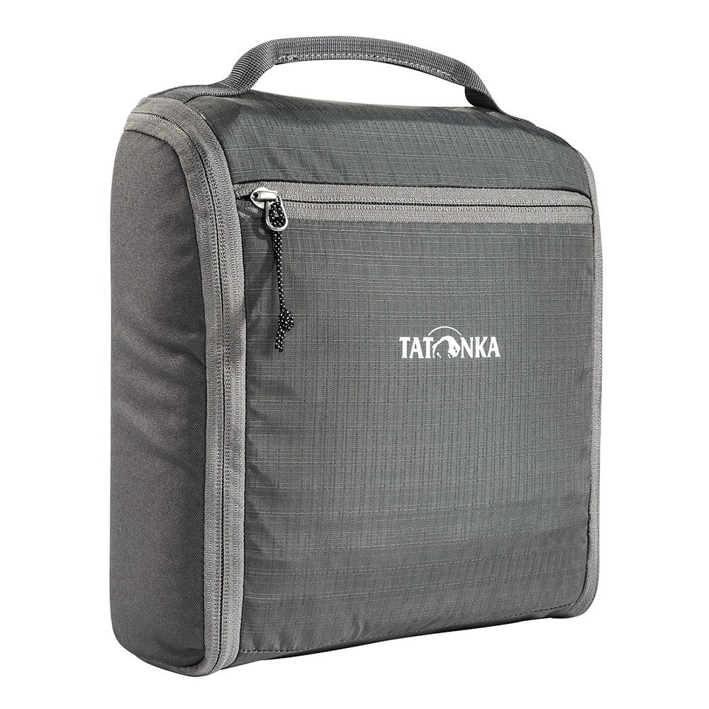 Tatonka Washbag Dlx One Size Titan Grey
