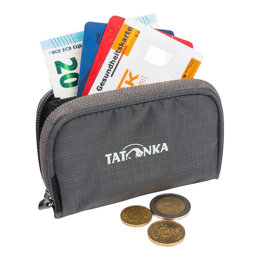 Tatonka Plain Wallet One Size Titan Grey