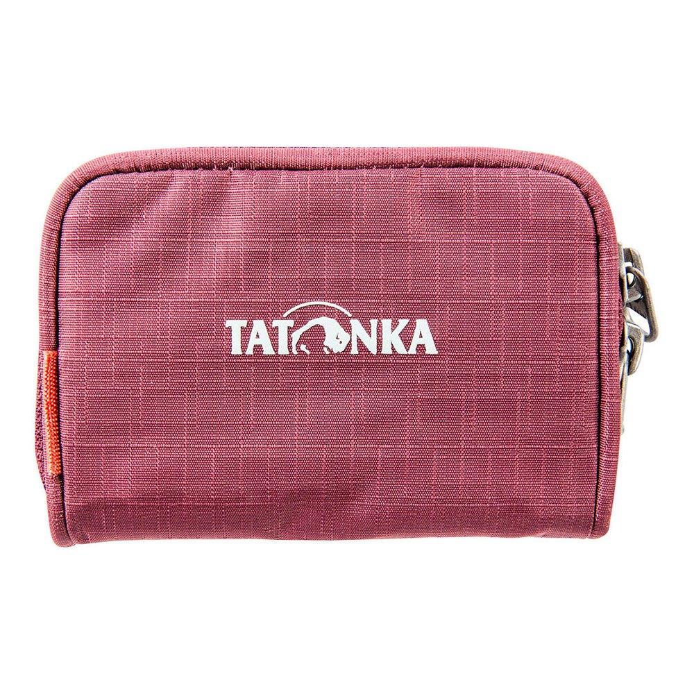 Tatonka Plain Wallet One Size Bordeaux Red