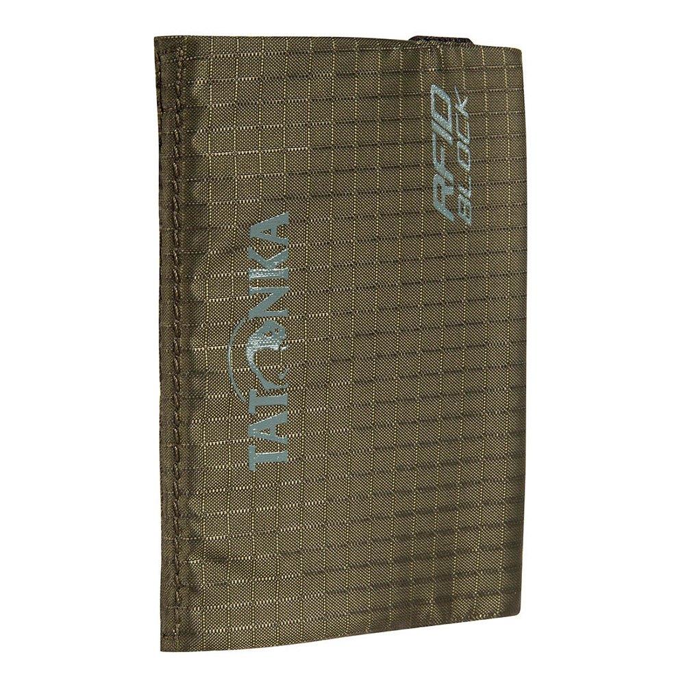 Tatonka Card Holder Rfid B One Size Olive