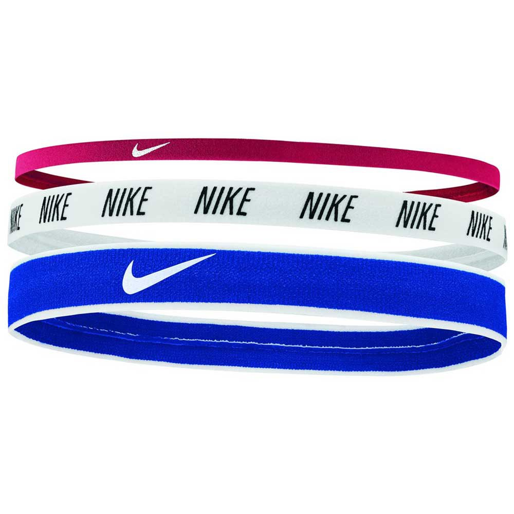 Nike Accessories Mixed Width 3 Unités One Size Gym Red