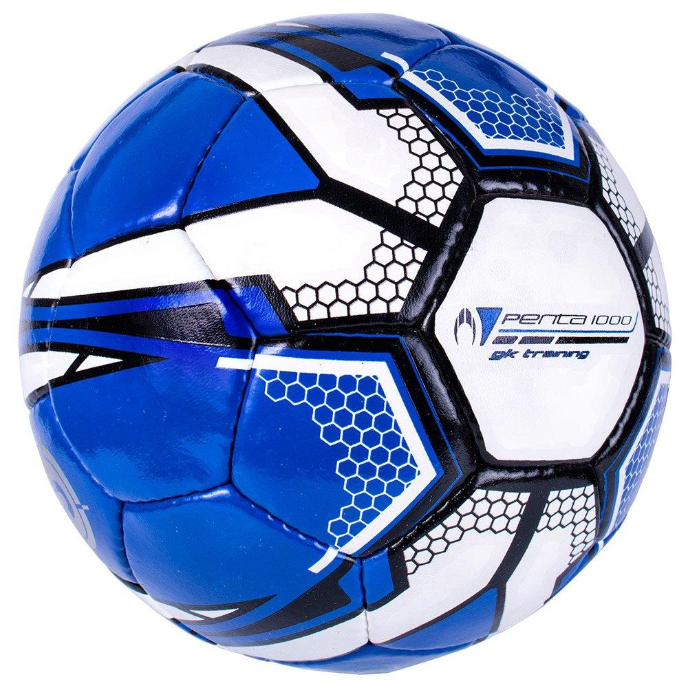 Ho Soccer Ballon Football Penta 1000 5 Storm Blue / Black / White