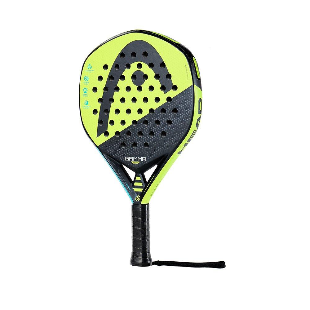 Head Racket Graphene 360 Gamma Pro One Size Black / Lime / Turquoise