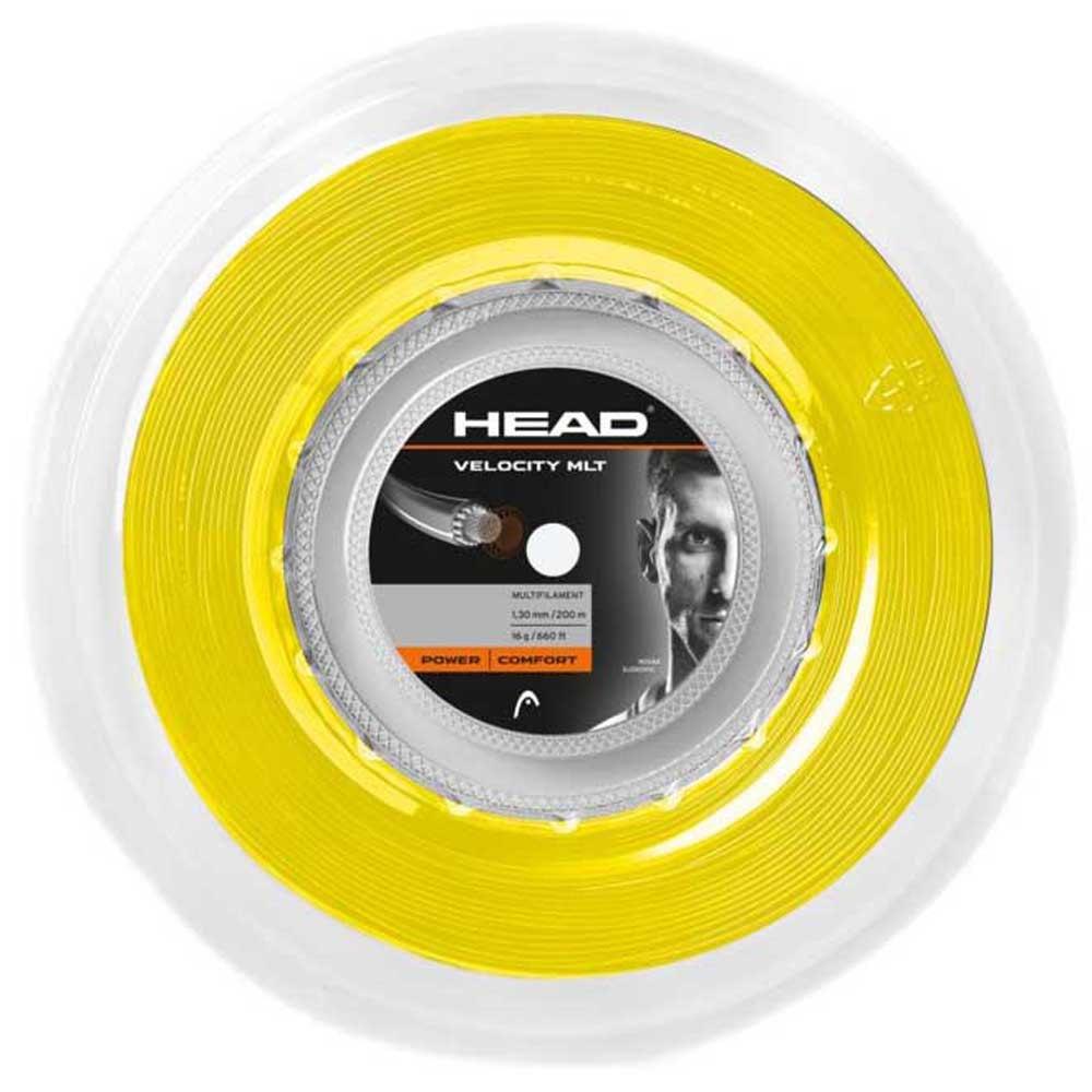 Head Racket Velocity Mlt 200 M 1.35 mm Yellow