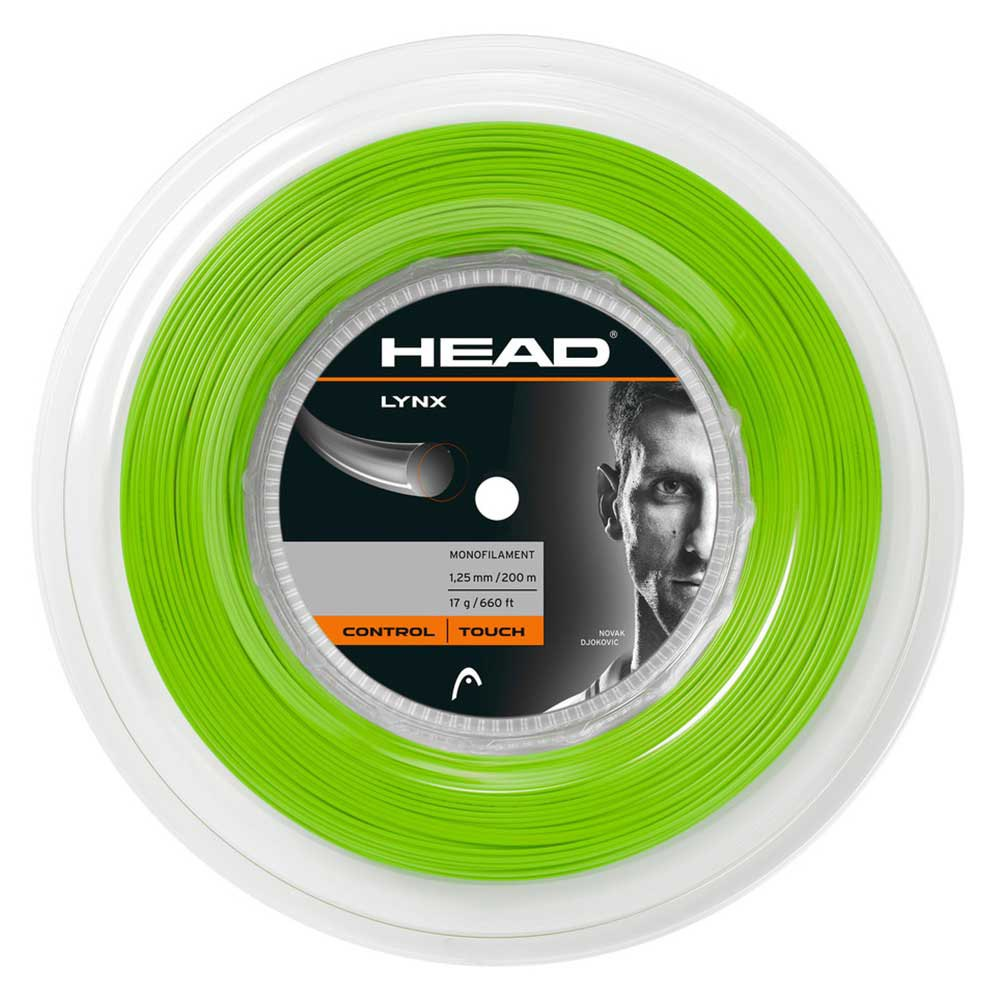 Head Racket Lynx 200 M 1.30 mm Green