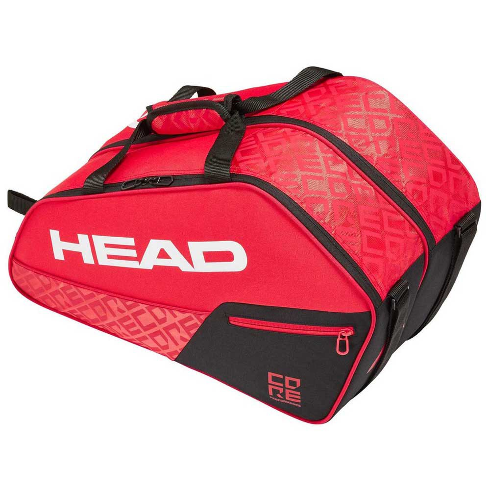 head-racket-core-combi-one-size-red-black