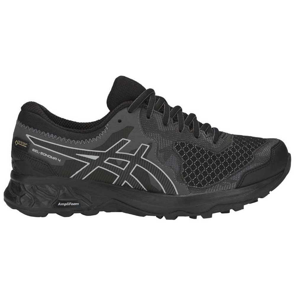 Asics Gel Sonoma 4 Goretex EU 42 Black / White