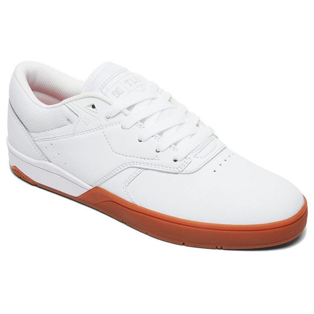 Dc Shoes Tiago S EU 38 1/2 White / Gum