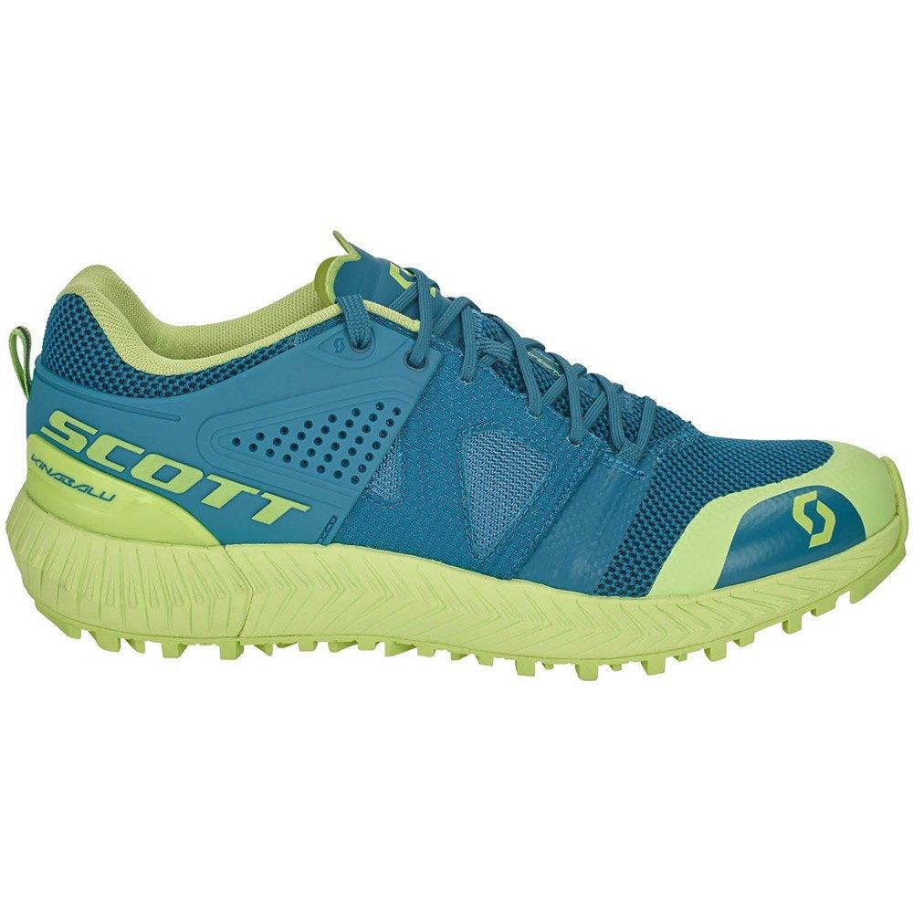 Scott Kinabalu Power EU 37 1/2 Blue / Green