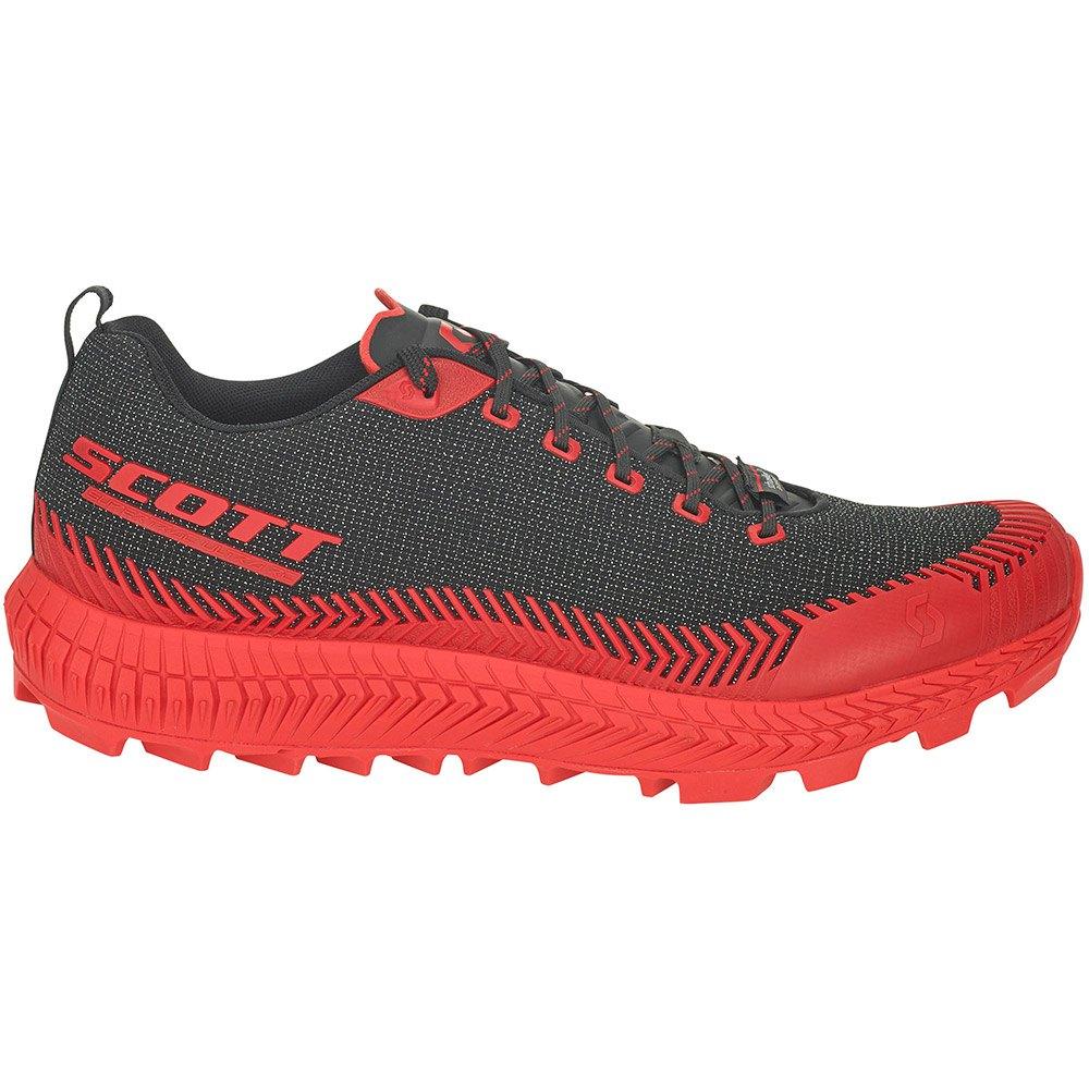 Scott Supertrac Ultra Rc EU 40 Black / Red