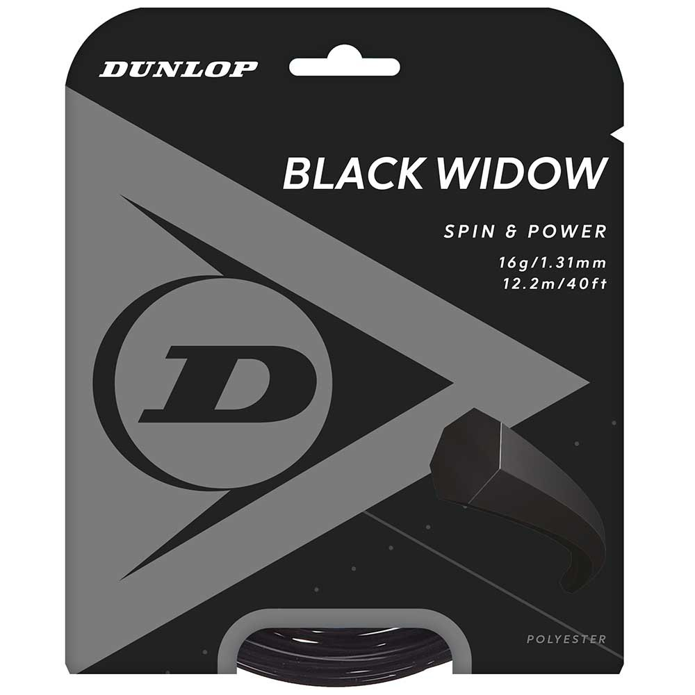 Dunlop Black Widow 12 M 1.31 mm Black