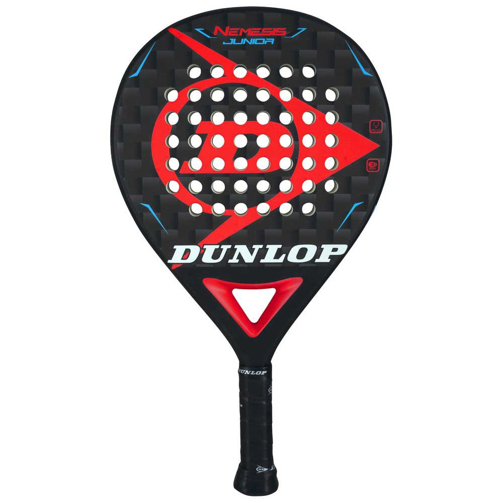 Dunlop Nemesis Junior One Size Black / Red / Blue