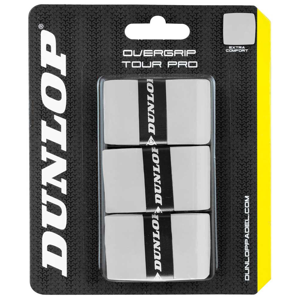 Dunlop Tour Pro 3 Units One Size White