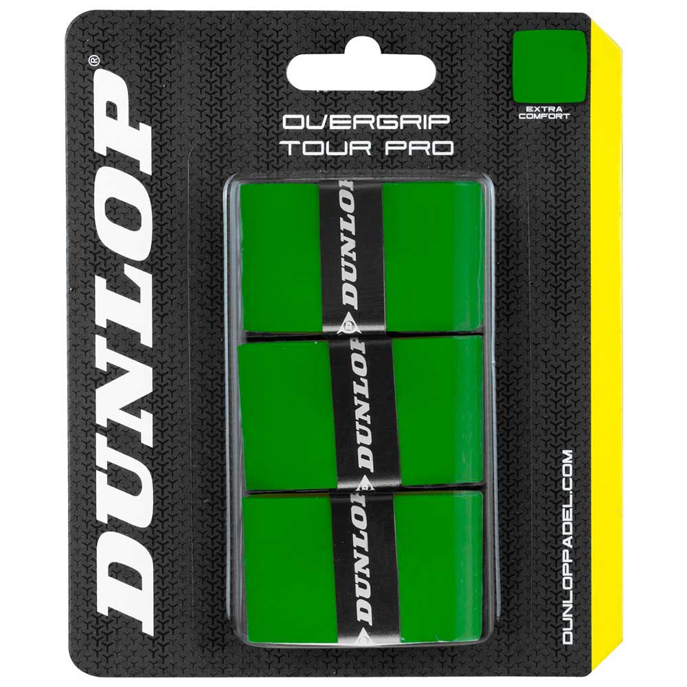 Dunlop Tour Pro 3 Units One Size Green