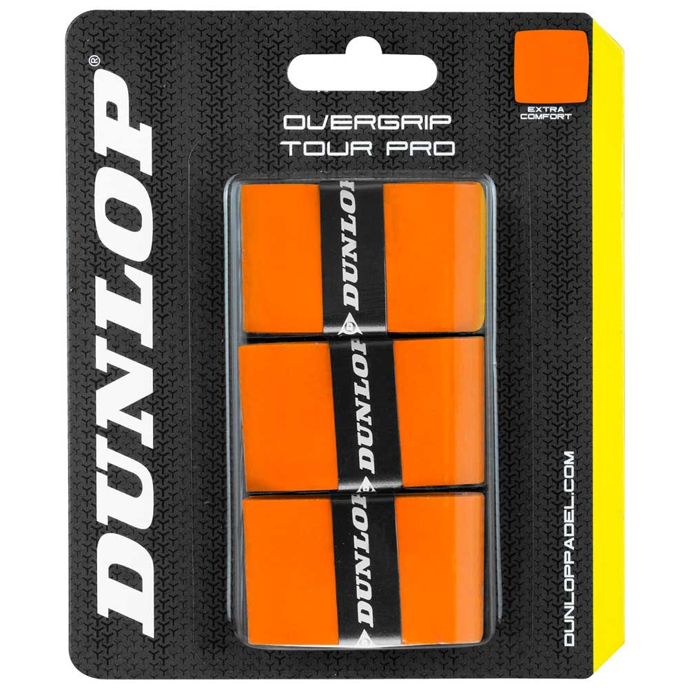 Dunlop Tour Pro 3 Units One Size Orange