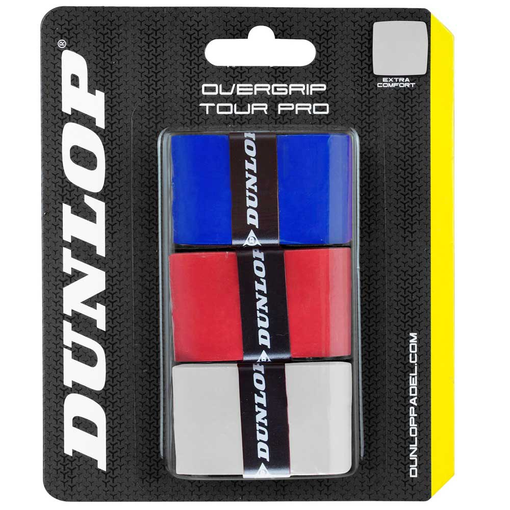 Dunlop Tour Pro 3 Units One Size White / Red / Blue