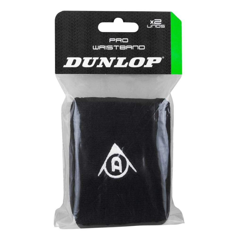 dunlop-pro-2-units-one-size-black